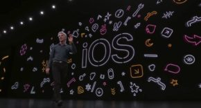 Craig Federighi en la WWDC 2019
