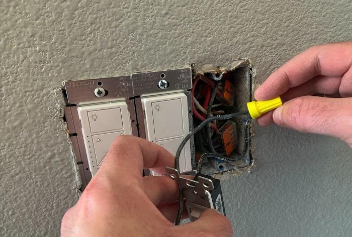 cómo instalar un interruptor de luz inteligente