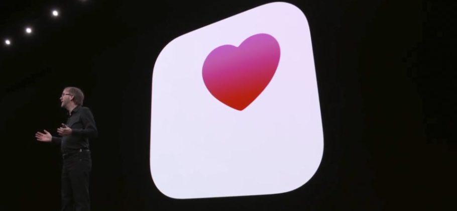 app Salud mejoras iOS 13