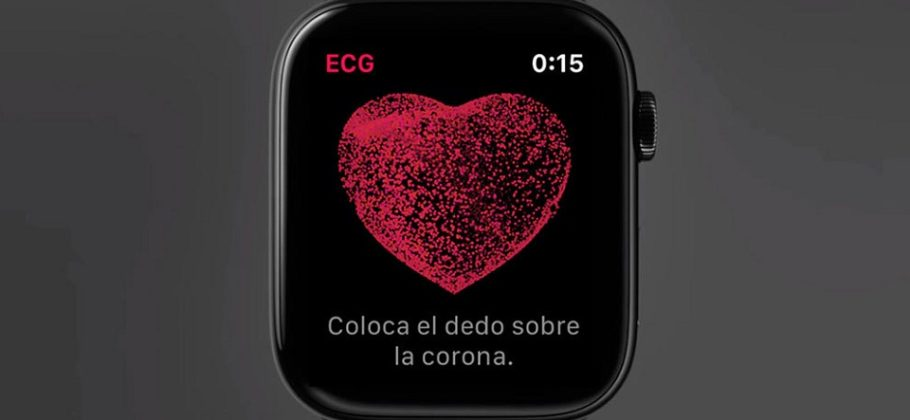 Apple Watch y su ECG