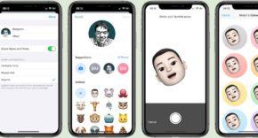 imessage foto perfil iOS 13