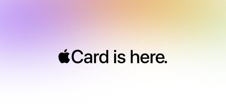 Apple Card lanzado en EEUU