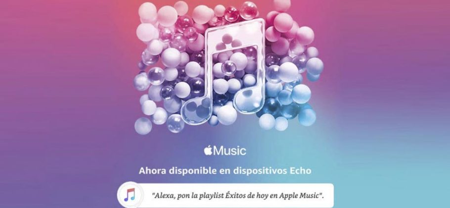 Apple Music en los dispositivos Amazon Echo