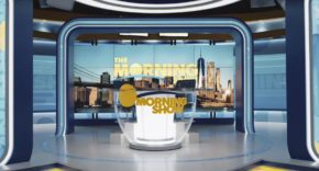 "The morning show"" Apple TV+"