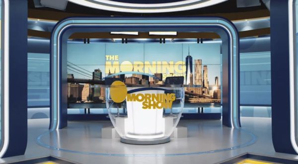 """The morning show"""" Apple TV+"""