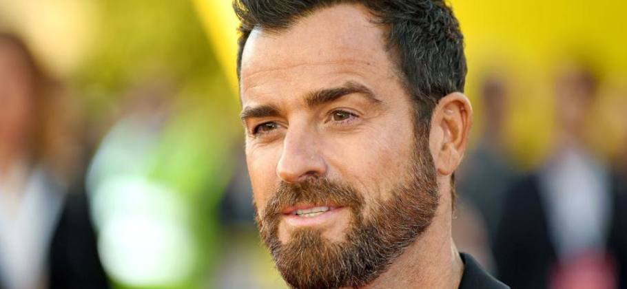 Actor Justin Theroux
