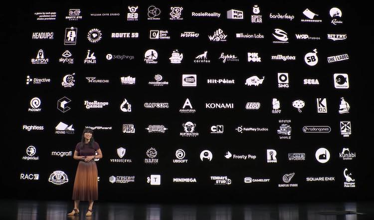 Ann Thai anuncia el lanzamiento de Apple Arcade