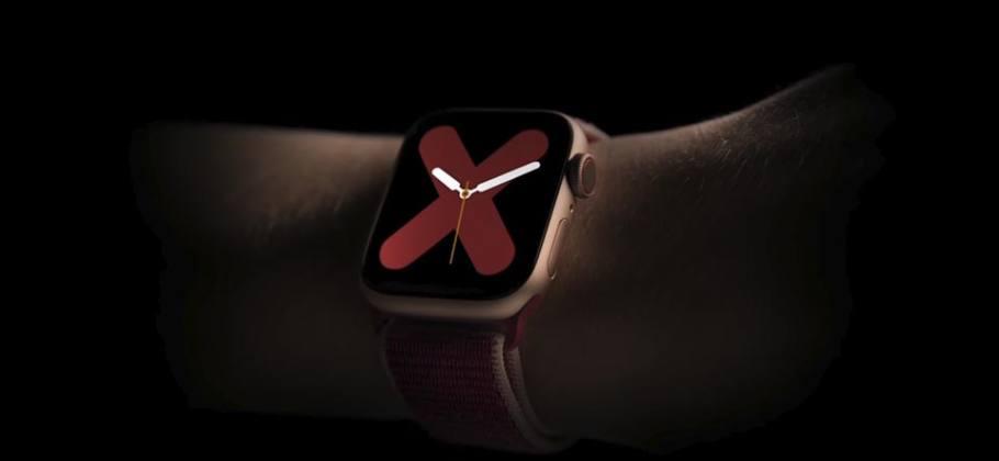 Anuncio Apple Watch Series 5
