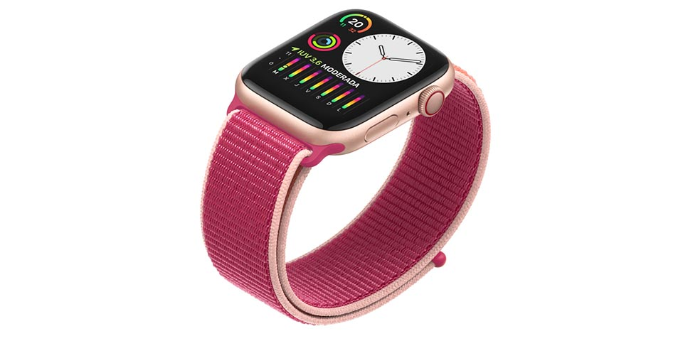 pantalla Always-On del Apple Watch Series 5