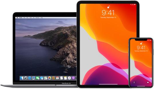 dispositivos que admiten iOS 13