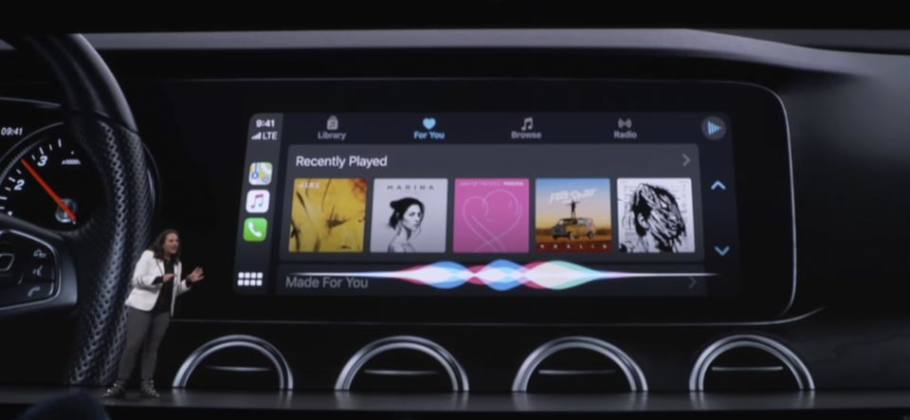 iOS 13 y CarPlay
