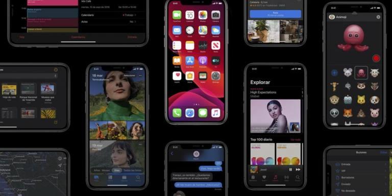 Novedades en iOS 13