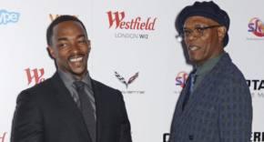"""Samuel L. Jackson y Anthony Mackie juntos en la película """"The Banker"""" en Apple TV+"""