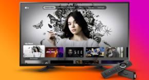 La app Apple TV está disponible en los dispositivos Amazon Fire TV