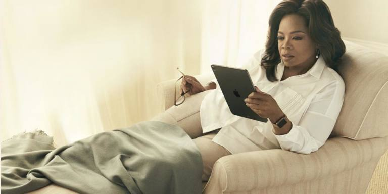 """Oprah Winfrey protagoniza la serie """"El club del libro de Oprah"""""""