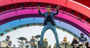 The Killers actuaron en el Beer Bash de Apple 2019