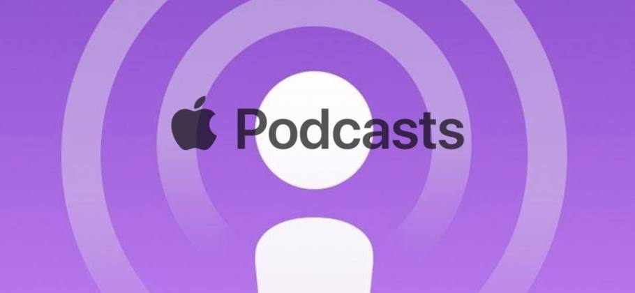 Podcasts de Apple