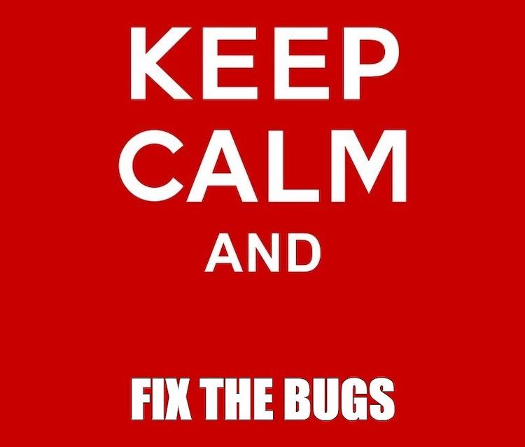 meme fix bugs