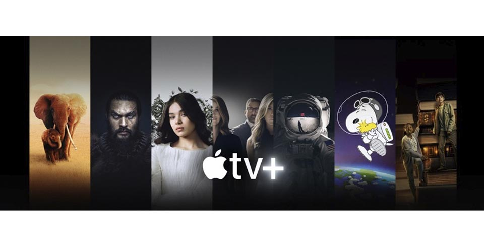 Playlists de las series de Apple TV Plus