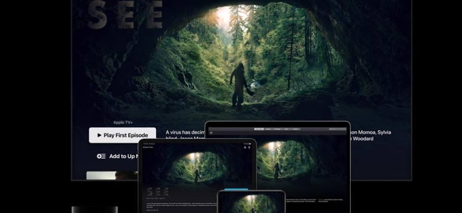 See en 4K - Apple TV Plus