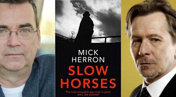 Serie de Apple TV+ - Slow Horses