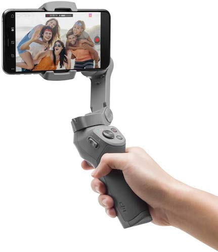 DJI Osmo Mobile 3 Estabilizador de imagen