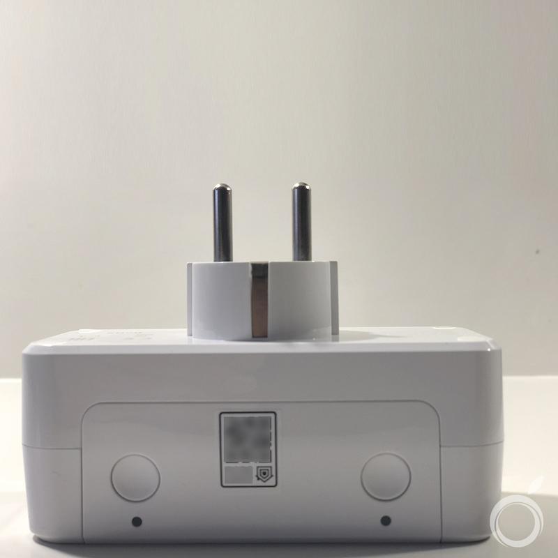 enchufe inteligente Dual Smart Outlet de Satechi