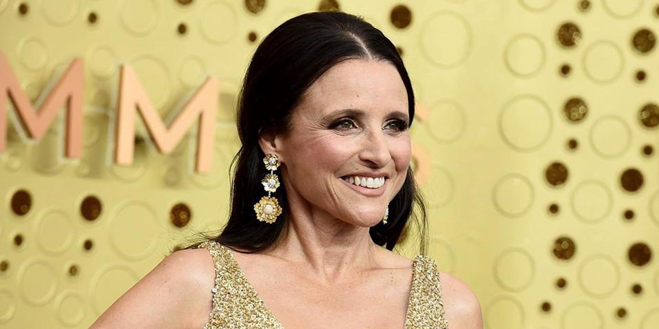 Julia Louis-Dreyfus firma por Apple TV+