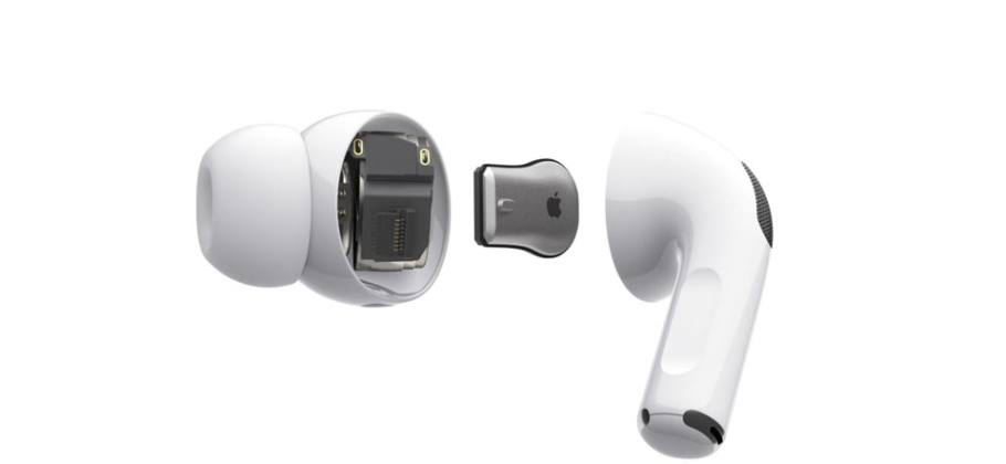 componentes AirPods Pro