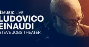 Concierto de Ludovico Einaudi en el Steve Jobs Theater