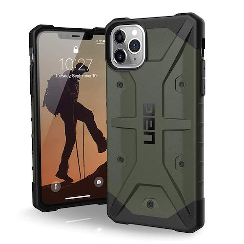 UAG Pathfinder Funda iPhone 11 Verde