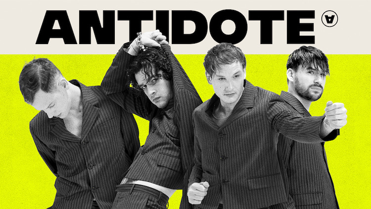 Antidote - Playlist de Apple Music UK