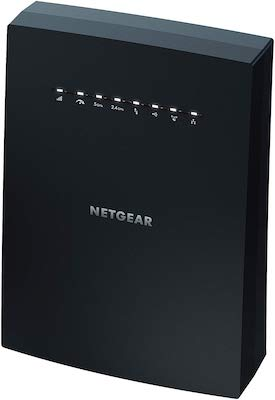 Netgear EX8000 Repetidor WiFi Mesh