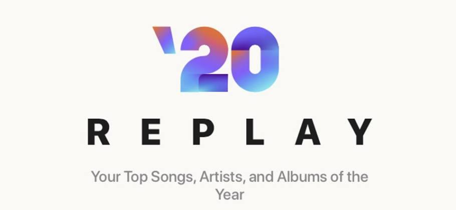 Apple Music - Replay 20
