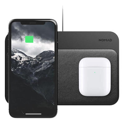 Nomad Base Station Hub Edition para carga inalámbrica global