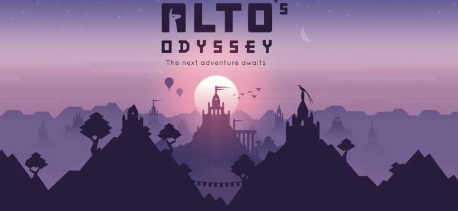 Alto's Adventure y Alto's Odyssey