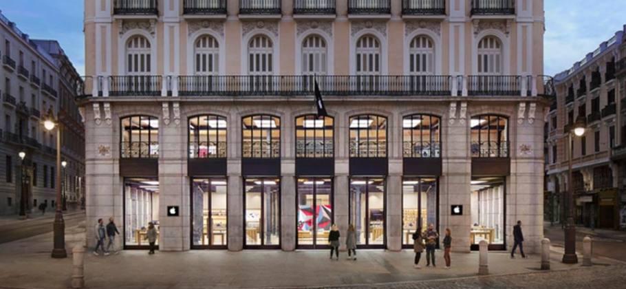Apple cierra todas las Apple Store España por Coronavirus