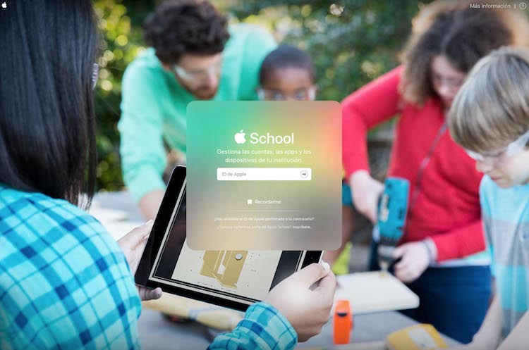 Apple School Manager