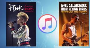 Conciertos Apple Music