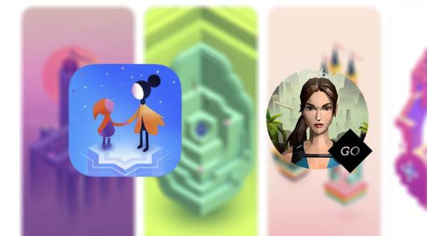 Monument Valley 2 y Lara Croft