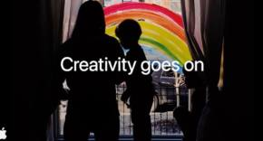 Creativity goes on