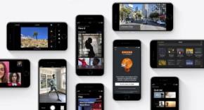 iPhone SE 2020 - Collage