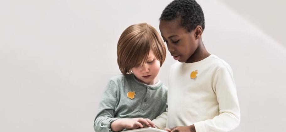 Apple niños iPad