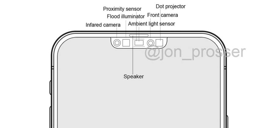 Rumor notch iPhone 12