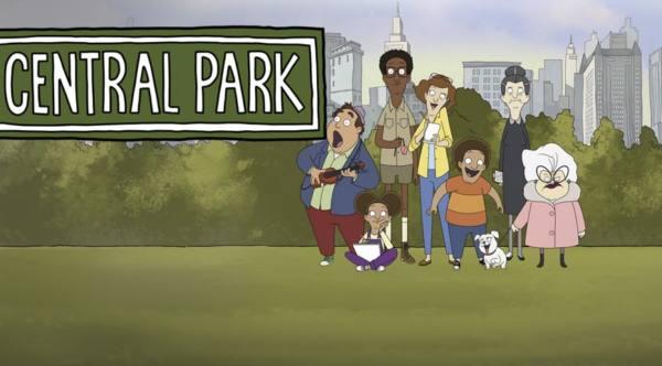 Serie Central Park en Apple TV Plus
