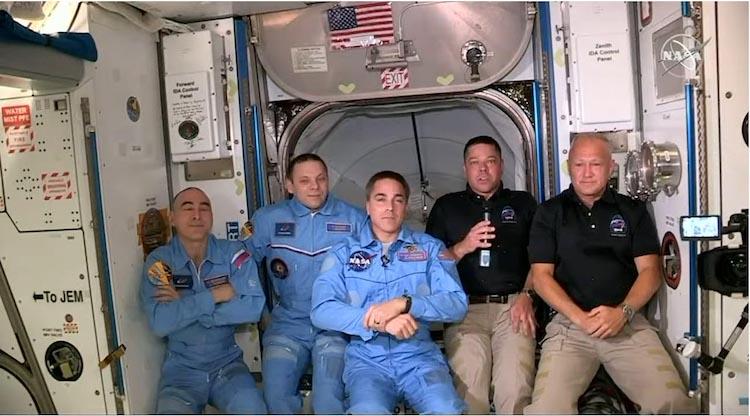 Expedición 63 de la ISS