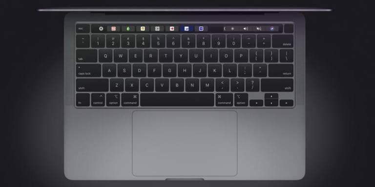 Teclado MacBook Pro 2020