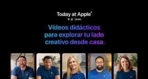 Today at Apple: At home