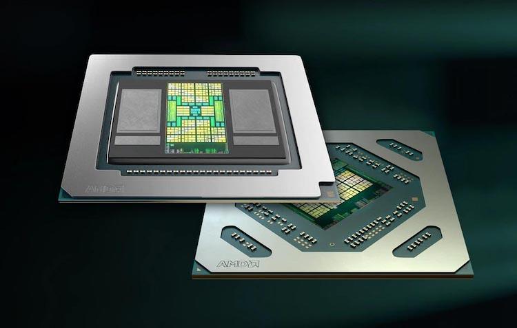 Tarjeta gráfica AMD Radeon™ Pro 5600M