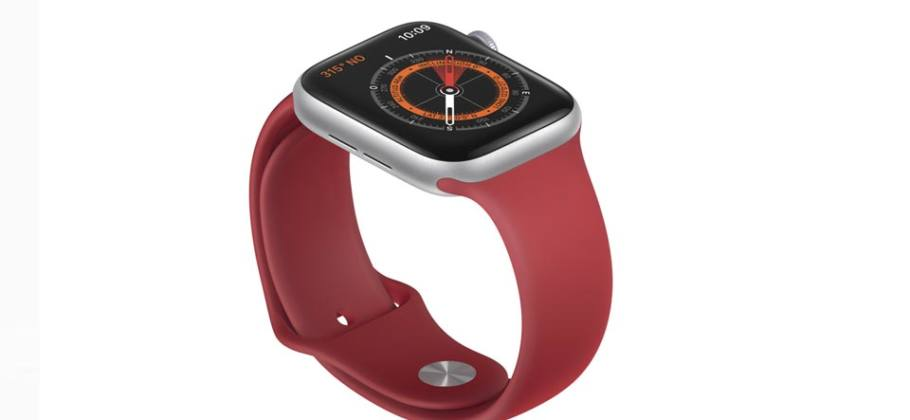 Apple Watch Series 5 - Brújula